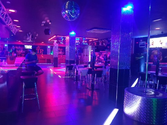 Night club restaurants